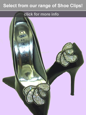 Select from our range of Acessories and Shoe Clips